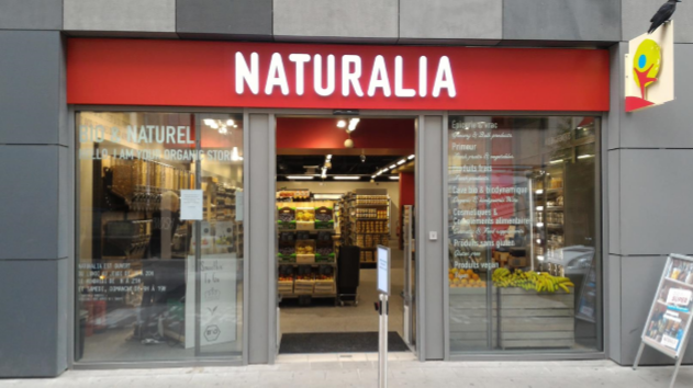 Magasin NATURALIA JUNK