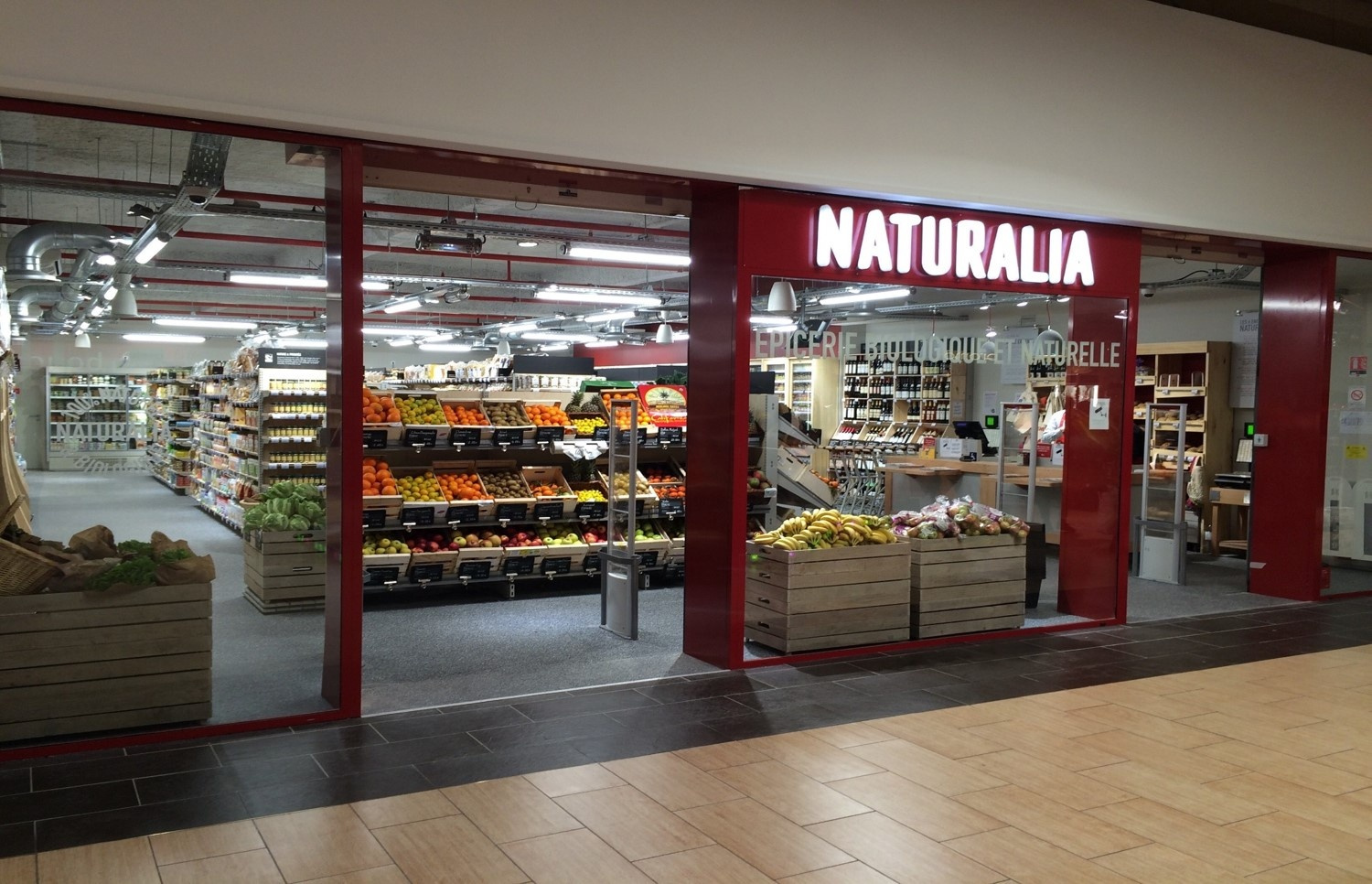 Magasin NATURALIA MANDELIEU CARTIER