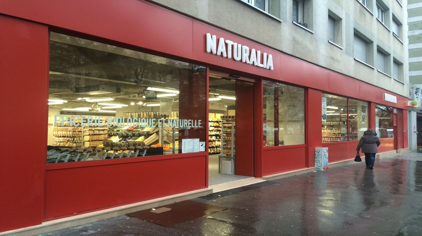 Magasin NATURALIA PRESSOIR